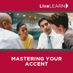Online Coaching to Master your Accent
